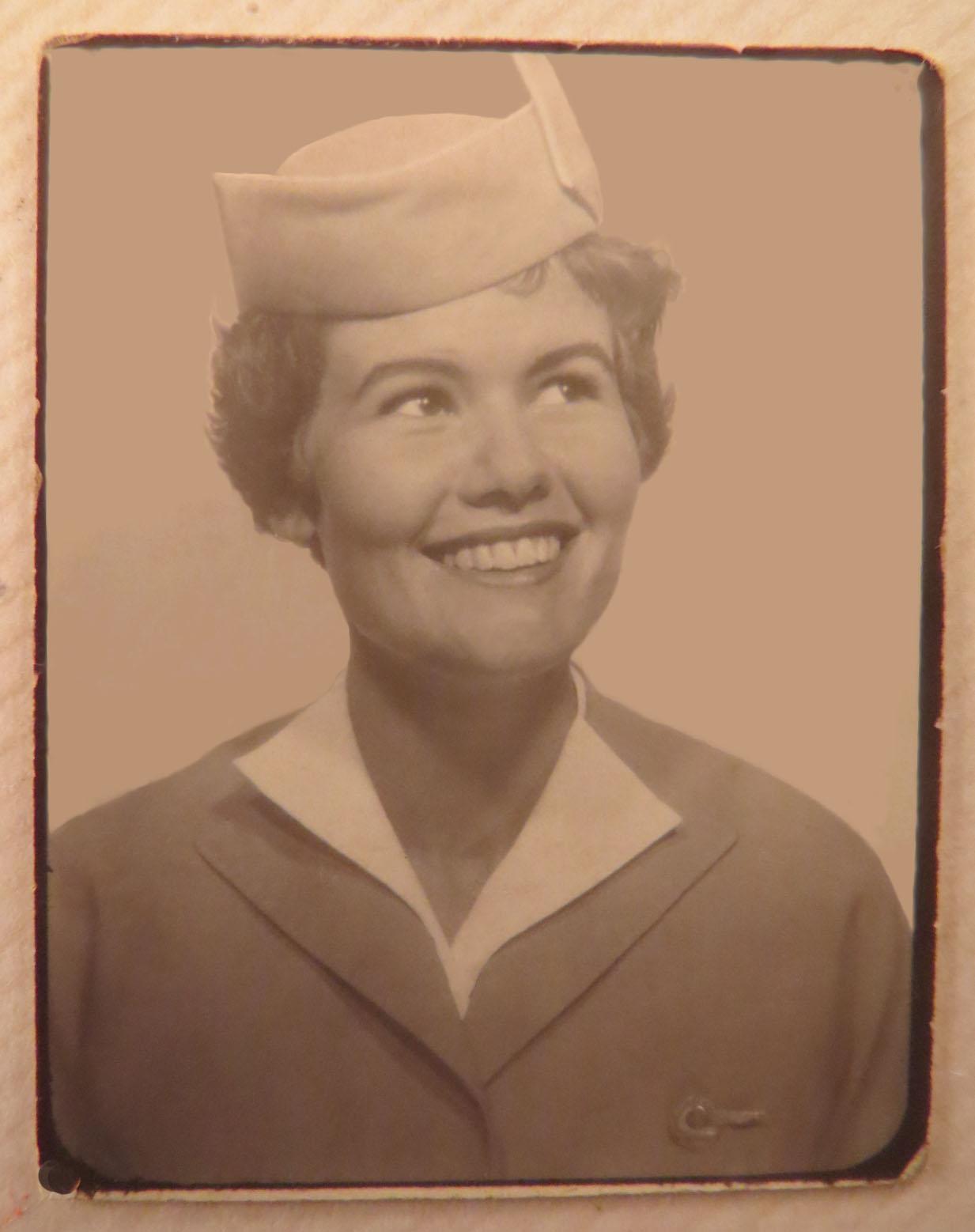 Sylvia Lauterborn (Courtesy of Bob Lauterborn)