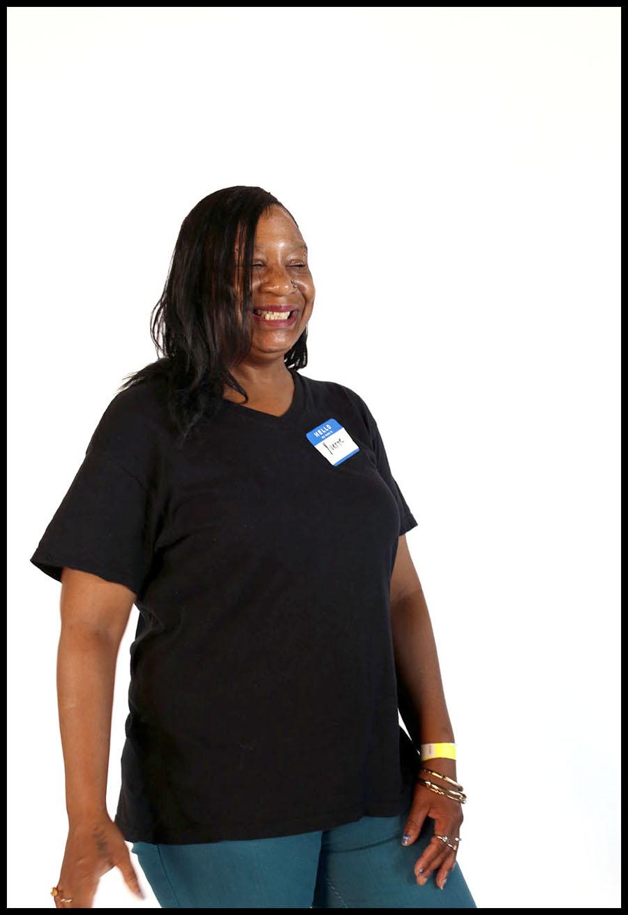 Yvette Jones. (Staff photo by Caitlin Ball)