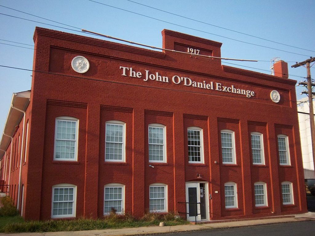 After a long history in Northeast Central Durham, the John O'Daniel Exchange stands as a success story. (Staff photo by Roland Givens)